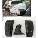 Heckspoiler Adapter Carbon Nissan GT-R R35