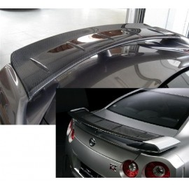 Heckspoileransatz Carbon Nissan GT-R R35